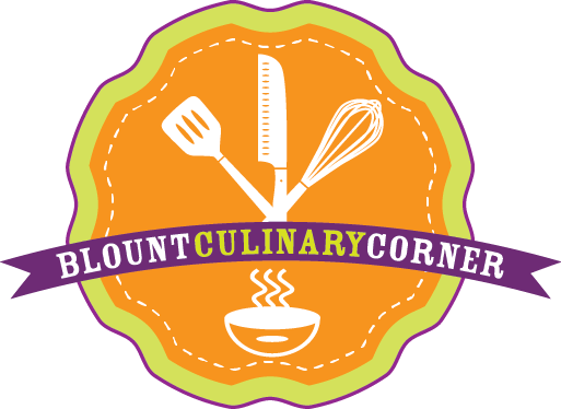 Visit the Blount Culinary Corner for more great recipe ideas