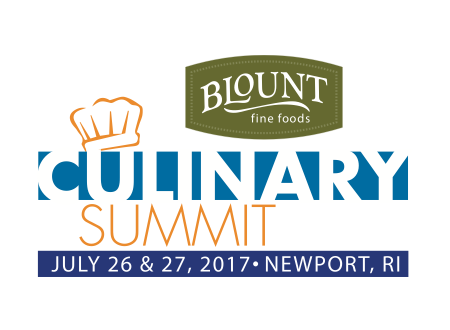 2017 Blount Culinary Summit logo