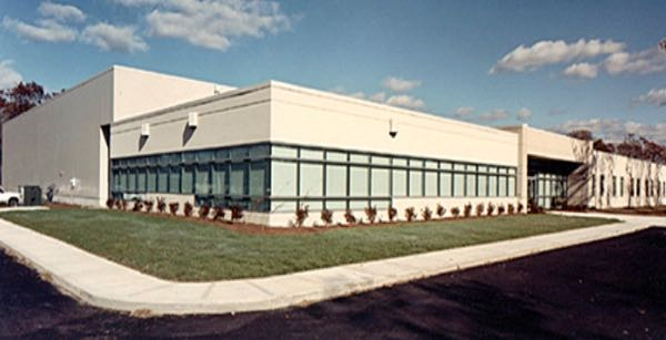 Blount's brand new Fall River, Mass. Headquarters in 2004