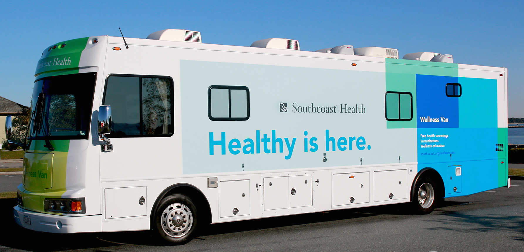 Southcoast Wellness Van