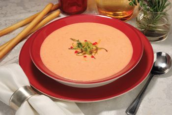 Blount Maine lobster bisque