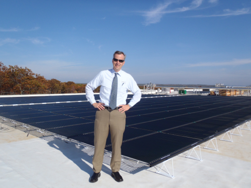 Todd Blount Solar Array