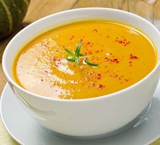 Butternut Bisque (with Sage)