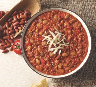 Beef Chili with Beans [90/10]