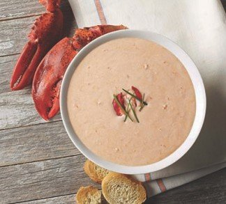 Atlantic Lobster Bisque