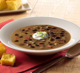 Organic Black Bean Soup