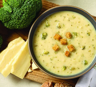 Organic Broccoli Cheddar Soup