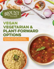 Vegan, Vegetarian & Plant Forward POS