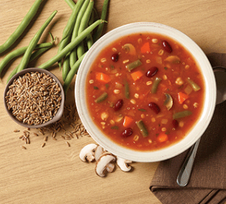 Organic Ancient Grain Minestrone Soup