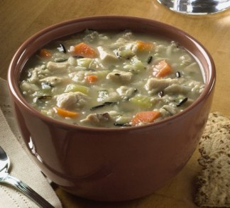 Chicken & Wild Rice Soup BASE